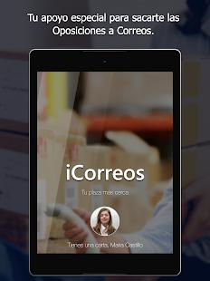 iCorreos – Oposiciones Correos