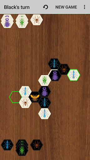 Hive with AI (board game) 12.1.2 screenshots 4
