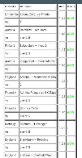 BetPawa Soccer Predicts 9.8 screenshots 3