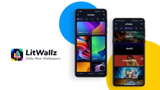 LitWallz - 4K, HD Wallpapers & Live Wallpapers Screenshot