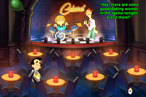Leisure Suit Larry: Reloaded - 80s and 90s games! 1.50 Screenshots 4