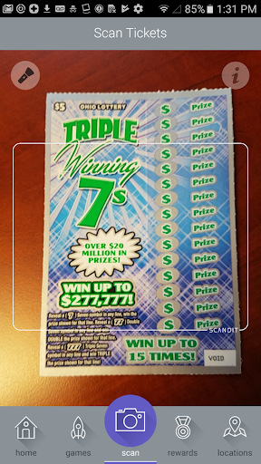 Ohio Lottery apktram screenshots 2