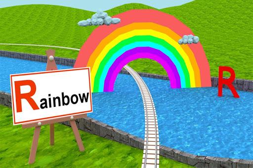 Learn ABC Alphabet - Train Game For Preschool Kids 2.1 screenshots 10