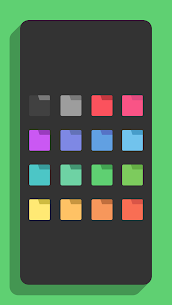 Minimo Icon Pack Patched APK 4