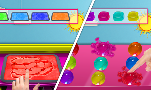 DIY Makeup Slime Maker! Super Slime Simulations 2.1 screenshots 6