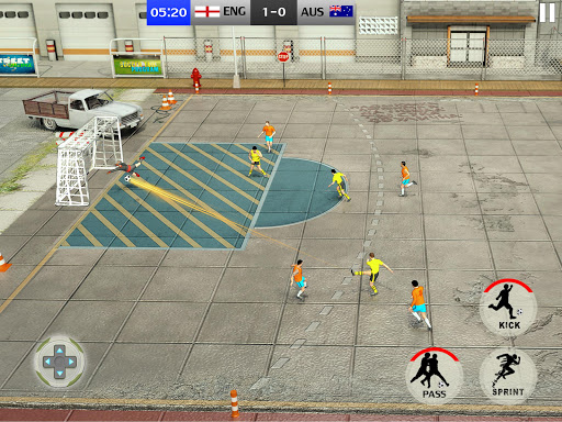 Street Soccer Games: Offline Mini Football Games 3.0 Screenshots 9