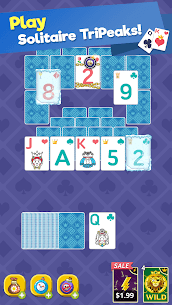 Theme Solitaire Tripeaks Tri Tower: Like freecell 3