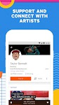 screenshot of SoundCloud - Play Music, Audio & New Songs