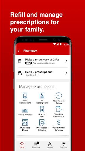 CVS/pharmacy android2mod screenshots 7