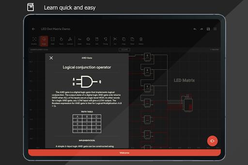 Logic Circuit Simulator Pro android2mod screenshots 15