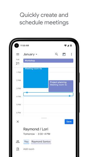 Google Calendar apktram screenshots 2