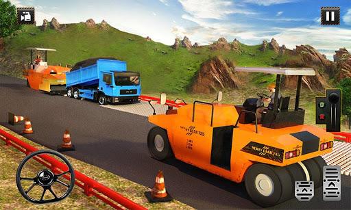 Hill Road Construction Games: Dumper Truck Driving apkdebit screenshots 4