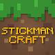 Stickman vs Multicraft: Survival Craft Pocket cover