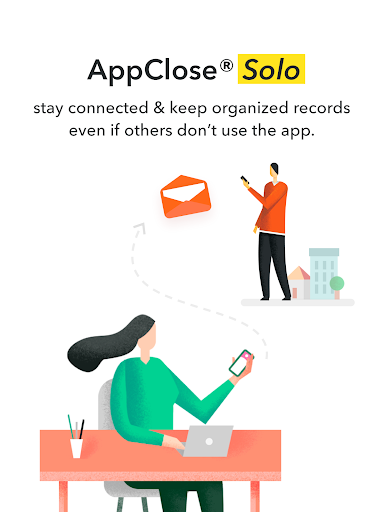 AppClose - co-parenting app  Screenshots 11