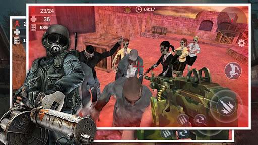 Zombie Critical Strike- New Offline FPS 2020 2.1.1 screenshots 5