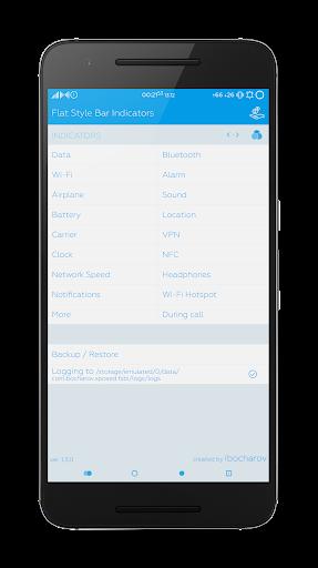 Flat Style Bar Indicators 5.1.3 Screenshots 1