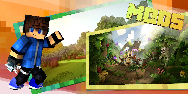 Maps for Minecraft PE - Master Mods screenshot 5