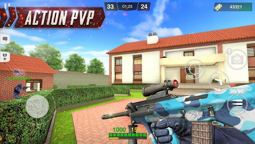 Special Ops: FPS PvP War-Online gun shooting games apkdebit screenshots 6