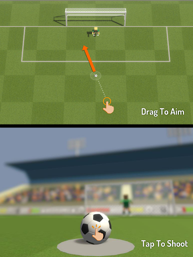 ud83cudfc6 Champion Soccer Star: League & Cup Soccer Game 0.78 screenshots 2