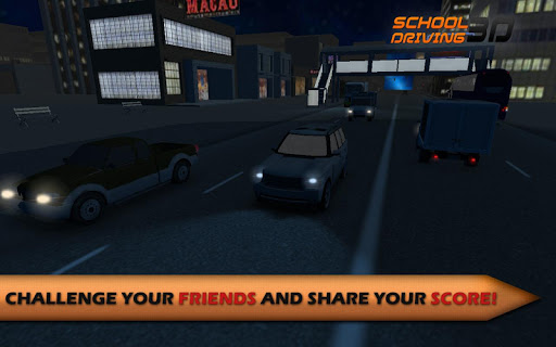 School Driving 3D 2.1 screenshots 7