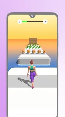 Fat 2 Fit-Body Raceのおすすめ画像4