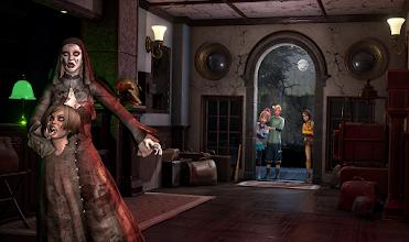 Scary Granny Teacher : Horror Grandma House Escape screenshot thumbnail