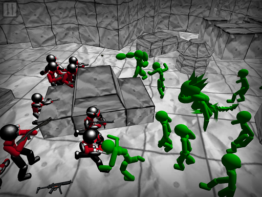 Battle Simulator: Stickman Zombie 1.09 screenshots 6
