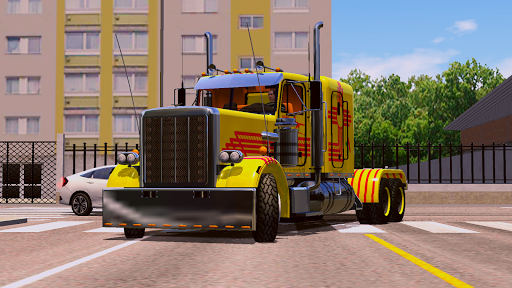 World Truck Driving Simulator modavailable screenshots 7