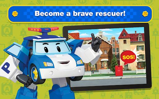 Robocar Poli Games: Kids Games for Boys and Girls  Screenshots 16