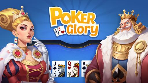 Poker Glory – Free Texas Hold'em Online Card Games  screenshots 1