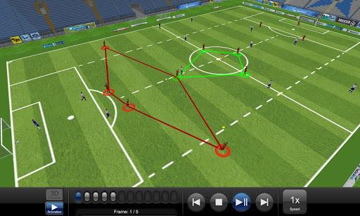 TacticalPad: Coach's Whiteboard, Sessions & Drills  Screenshots 10