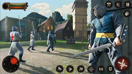 Ninja Assassin Shadow Master: Creed Fighter Games modavailable screenshots 1
