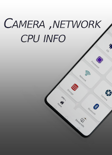 Device Info : Phone Info and Hardware Info