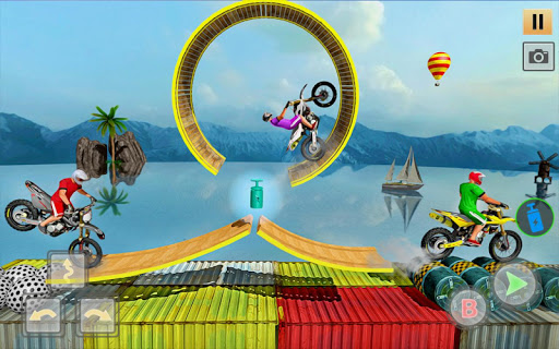 Bike Games 2021 - Free New Motorcycle Games screenshots 8