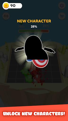 Block Clash: Impostor Gang Puzzle Game  screenshots 8