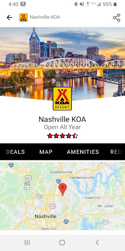 KOA | RV, Cabin & Tent Camping android2mod screenshots 5