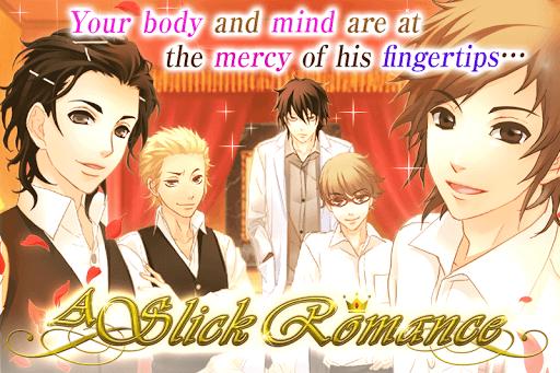 a slick romance: otome games free dating sim screenshot 3