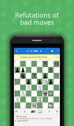Chess Tactics for Beginners  screenshots 3