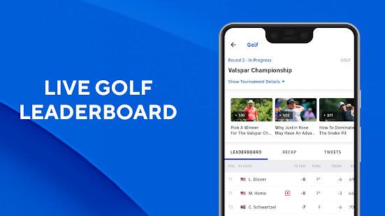 CBS Sports App - Scores, News, Stats & Watch Live 10.23 Screenshots 4
