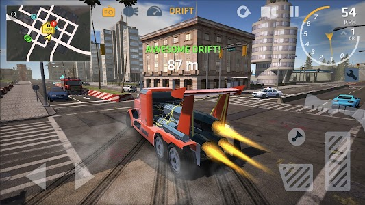 Ultimate Truck Simulator 1.0.3 (Mod)