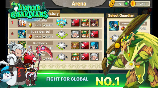 Epic Knights: Legend Guardians - Heroes Action RPG screenshots 5