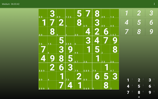 Sudoku (Oh no! Another one!) screenshots 10