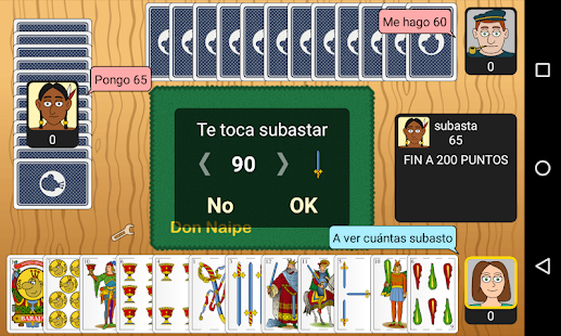 Tute Subastado 1.3.3 screenshots 1