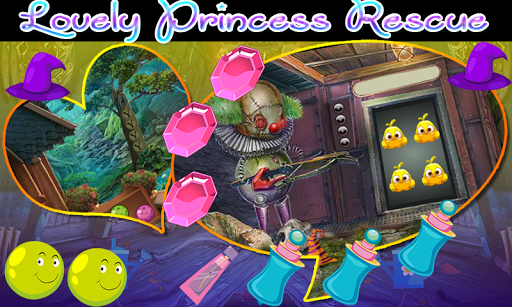 best escape games 36 lovely princess rescue game screenshot 3