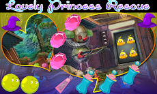 Best Escape Games 36 Lovely Princess Rescue Gameのおすすめ画像4