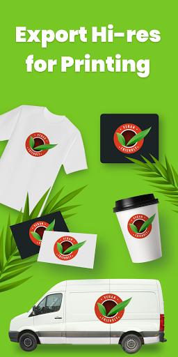 Logoshop: Logo Maker Free & Graphic Design App android2mod screenshots 4