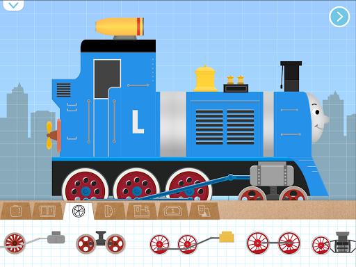 Labo Brick Train Build Game 4 Kids, Toodlers, Baby 1.7.346 Screenshots 17