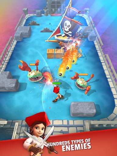 Dashero: Archer&Sword 3D - Offline Arcade Shooting modavailable screenshots 18