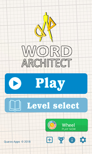 Word Architect - More than a crossword  screenshots 1