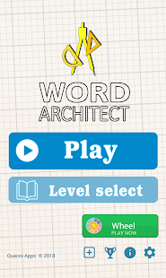 Word Architect - More than a crossword 1.1.2 screenshots 1
